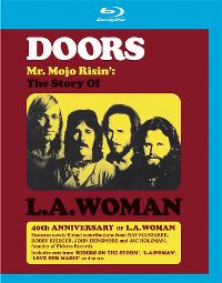 Cover The Doors - Mr. Mojo Risin': The Story Of L.A. Woman [DVD]